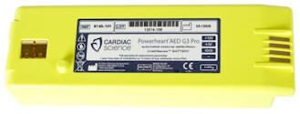 Cardiac Science - Batteria litio 9145 POWERHEART AED G3 Pro, Cardiac Science - 9145-301