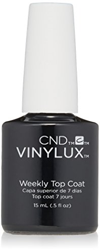CND Vinylux Top Coat