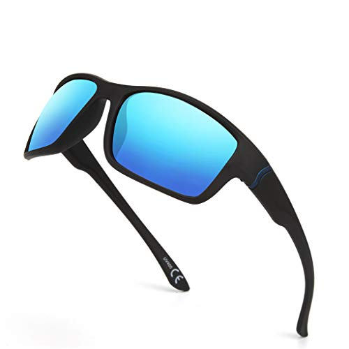 fazry Damen Herren Draussen Sportbrillen Reiten Sonnenbrillen Mode für Sport-Sonnenbrillen(B)