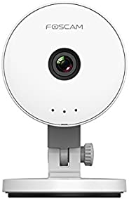 Foscam C1 Lite Indoor Security surveillance Camera  with IR Plug and Play - White