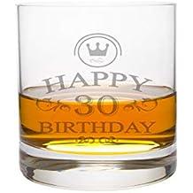 Suchergebnis Auf Amazon De Fur 30 Geburtstag Glas Geschenk