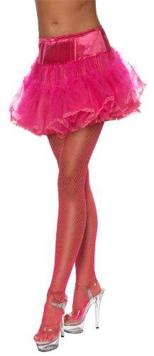 (Petticoat Hot Pink Tüllunterrock)