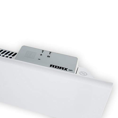 Adax NEO WIFI Modern Slimline Electric Wall Mounted Panel Heater