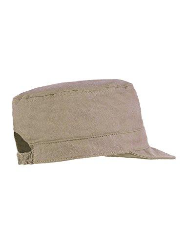 maximo Tellercap, Waschstoff - Bonnet - Garçon Vert - Grün (aloe 7)