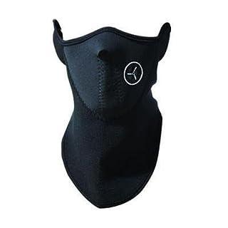 Générique Tour De Cou cache nez oreille moto ski scooter Cagoule casque textile black