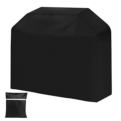Soledi ghq5ab-telo di copertura per barbecue 136x 64x 116cm