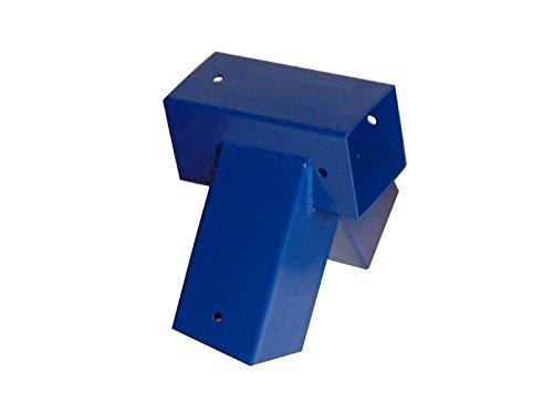 OTITU Just Fun Vierkant Schaukelverbinder 90/90mm, 100° - Blau