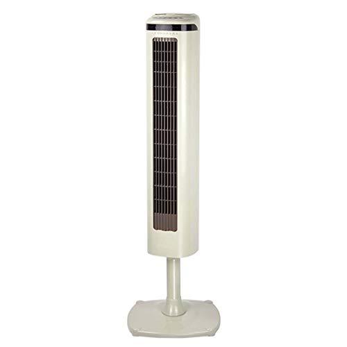 High Velocity Cooling Fan (Turm-Fans, Hausturm-Fans, Fernbedienung und 3-Gang-3-Wind-Modus Air Circulator Fan, Ideal für Home and Office, Weiß)