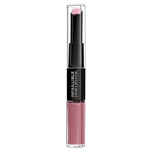 L'Oréal Paris Lippenstift Infaillible X3 Born to blush 125, 5,6 ml -