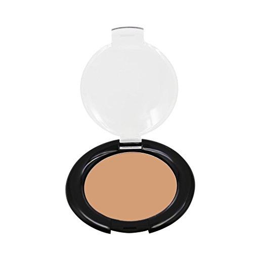 Meisijia Oil Control Imperméable à l'eau Fond de Teint Face Correcteur Crème Contour Natural Moisturizing Long Lasting Couleur Unique
