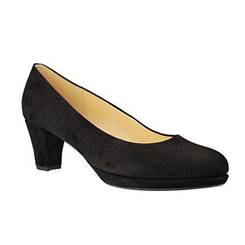 Gabor 61260-17, Scarpe col tacco donna nero nero schwarz(LFS nat