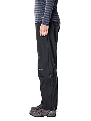 Berghaus Damen Regenhose Paclite Pants, Schwarz, 18 Short von Berghaus - Outdoor Shop