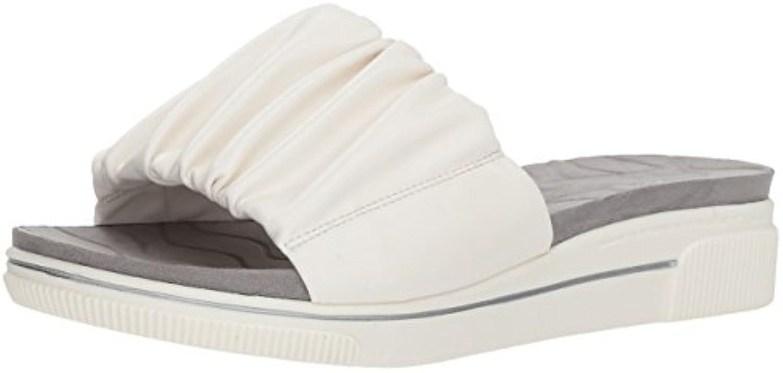 adrienne vittadini des petites chaussures de sandales blanches de chaussures curtis, 4f125e