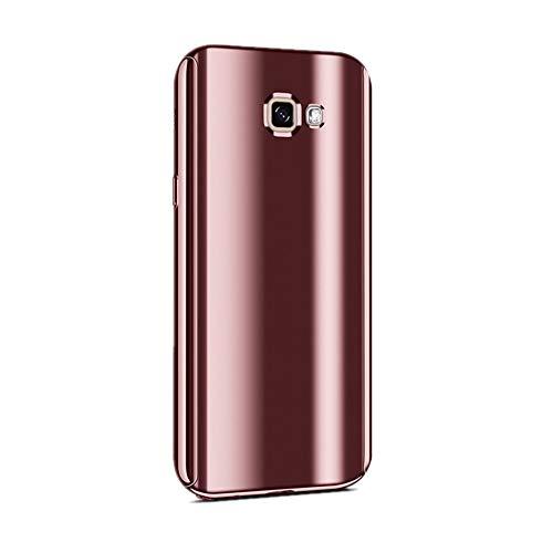 df9a4a66c28 Funda para Samsung Galaxy A5 2017 Funda Anti-arañazos Plástico ultradelgado  Hard Clear View Funda