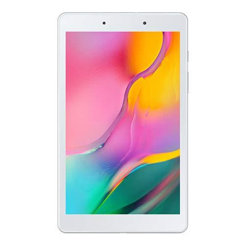 Samsung Galaxy Tab A (2019) - Tablet da 8', Wi-Fi, 32 GB, 2 GB RAM, Quad 2.0 GHz, fotocamera 8 MP AF + 2 MP argento