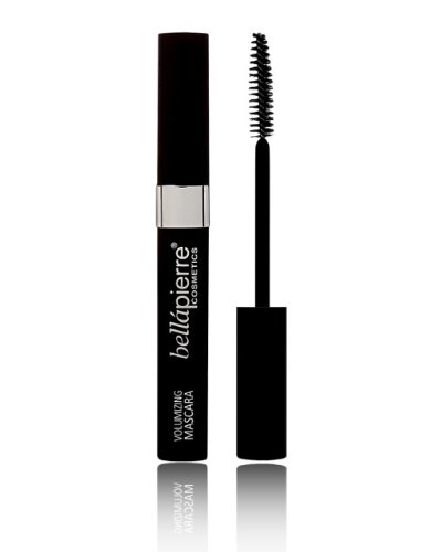 Beste Wimperntusche Empfindliche Augen (BellaPierre Mascara, 9 ml, schwarz)