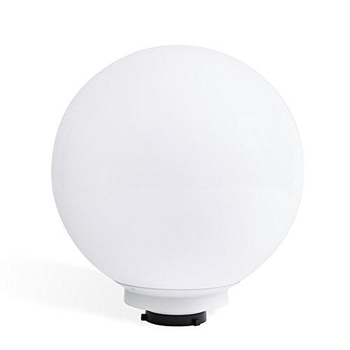 Globe-diffusor (PhotoSEL fra5050cm Sphärische Diffusor Bowens S Typ Halterung)