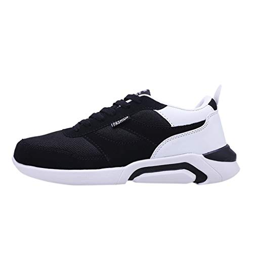 Oliviavan Scarpe Corsa Running da Uomo Sneakers Traspiranti a Rete Casual Sneakers Fitness Casual Basse Trekking Estive Running All'Aperto Scarpe Moda Estiva da Uomo