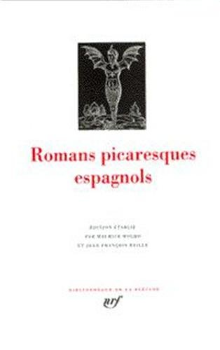 Romans picaresques espagnols par Collectifs