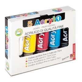 feine-acrylfarben-in-tube-verschiedenen-farben-weiss