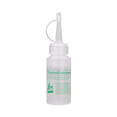 YUnnuopromi Laufband, 50 ml, transparent, Silikon-Ölgürtel, Gleitmittel