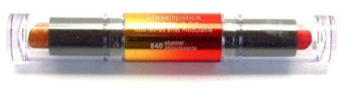 Covergirl blastflipstick blendable lip duo lipstick multiple colors multi packs, makeup (1 pack, 840 stunner) by COVERGIRL