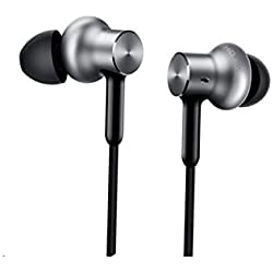 [Cable] Xiaomi Mi ZBW4369TY - Auriculares In-Ear Pro HD, color plata