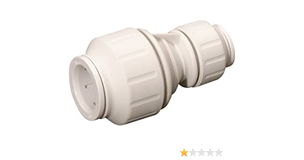 JOHN GUEST SPEEDFIT 10MM STRAIGHT COUPLING PACK OF 5