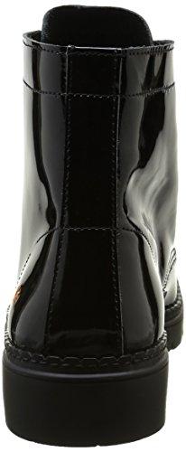 Art Herren Alpine20 877f Kampfstiefel (Knöchelhoch) Noir (Total Black)