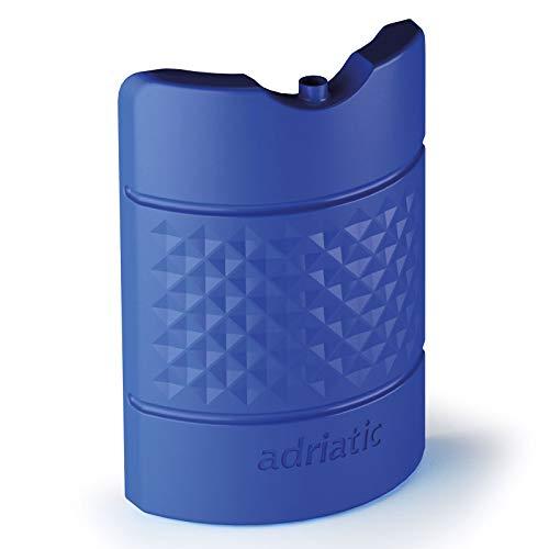 Kühlakku 17x11x5 cm gebogen Kühlpack Kühlpacks Kühlelemente für Kühltasche Kühlbox Kühlbehälter Getränkespender Wasserbehälter flach klein Kühlakku Unterwegs 300ml Getränke Sport Camping Picknick