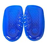 #10: Footful Gel Heel Cups Pads Heel Support Insoles Plantar Fasciitis Pain Relief