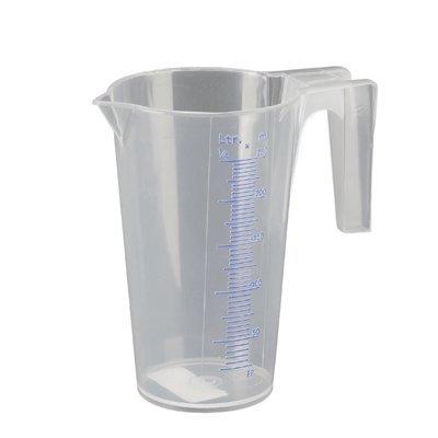Misurino Graduato Plastica Trasparente Lt 0,25 Utensileria Manuale