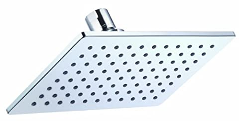 Danze D460059 Mono Chic Rectangular Single Function Showerhead, 5-Inch by 8-Inch, Chrome by Danze