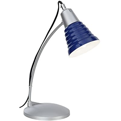 Tischlampe Tischleuchte Schreibtischleuchte Beleuchtung blau Esto Giga 992247 von Esto - Lampenhans.de