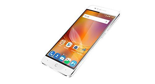 ZTE Blade A610 - Smartphone Libre de 5' (4G, MediaTek MT6735, 2 GB de RAM, Almacenamiento Interno de 8 GB, Bluetooth,...