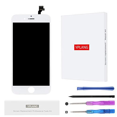 YPLANG Pantalla Táctil iPhone 6 Blanco 4.7''- Reemplazo