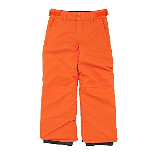 BILLABONG Grom Boy Snow Pant Age 15-16 Puffin Orange -