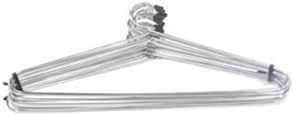 EAGLESHINE Stainless Steel Pack of 12 Hangers