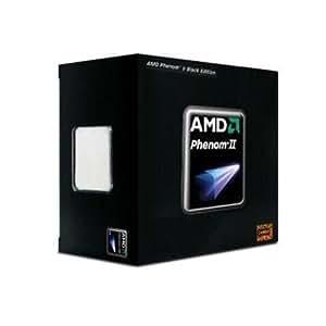 AMD X4 965 Processeur Multi-core Phenom II Black Edition 3.4 GHz True Quad-Core Design 8.0 MB Total Cache Socket AM3