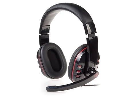 Natec Genesis H11 Casque stéréo couvrant avec microphone et 2 prises mini Jack 119 dB 2 m