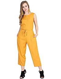 3c56a6a06f109 Amazon.in  ₹500 - ₹750 - Jumpsuits   Dresses   Jumpsuits  Clothing ...