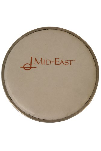 Mid-East Synthetic Doumbek Leiter 6-Inch