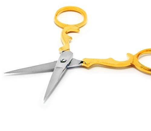 Multi-Funktion Edelstahl Schere für Nagel & Nagelhaut Schere Stickerei Nähen Werkzeug Craft Schere Gewinde Cutter - Edelstahl Nagelhaut Schere