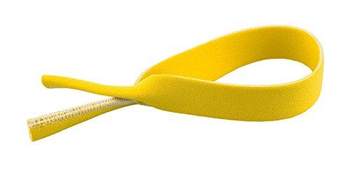 Elastisches Neopren Sportband / Brillenband / Sportbrillenband / Brilenkordel in verschiedenen Farben (Sonnengelb)