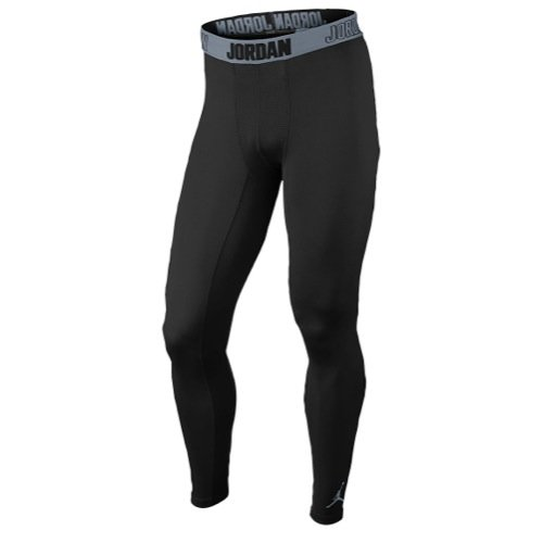 Nike 23 PRO DRY TIGHT - Collant, Nero, M, Uomo