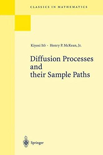 Diffusion Processes and their Sample Paths (Grundlehren der mathematischen Wissenschaften (125))