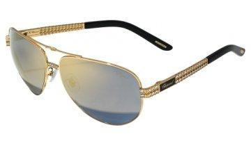 chopard-schb24s-pilot-tropfenformig-metall-damenbrillen-rose-gold-blue-bronze-mirror301g-63-13-125