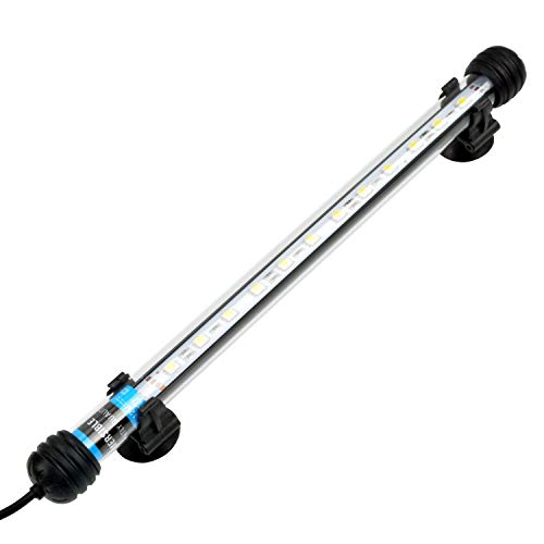 NICREW Lampe Tube Submersible pour Aquarium, LED Lampe...