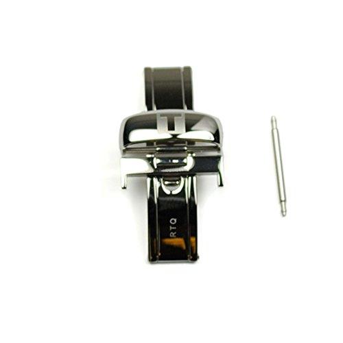 Stahl Klappschließe Tissot t640015875Träger aus für 18mm
