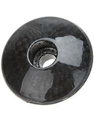 "Coachey 3K Bouchon de cintre en fibre de carbone 2,5-0,3cm)(1-1/8"") Pièce de VTT"